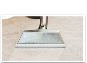 Removing carpet's tough stains